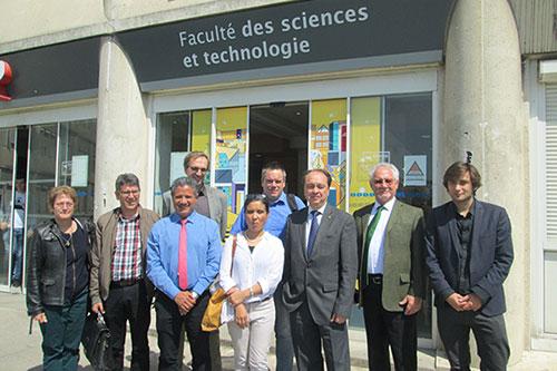 La faculté des sciences et technologie consolide sa coopération avec le Mexique