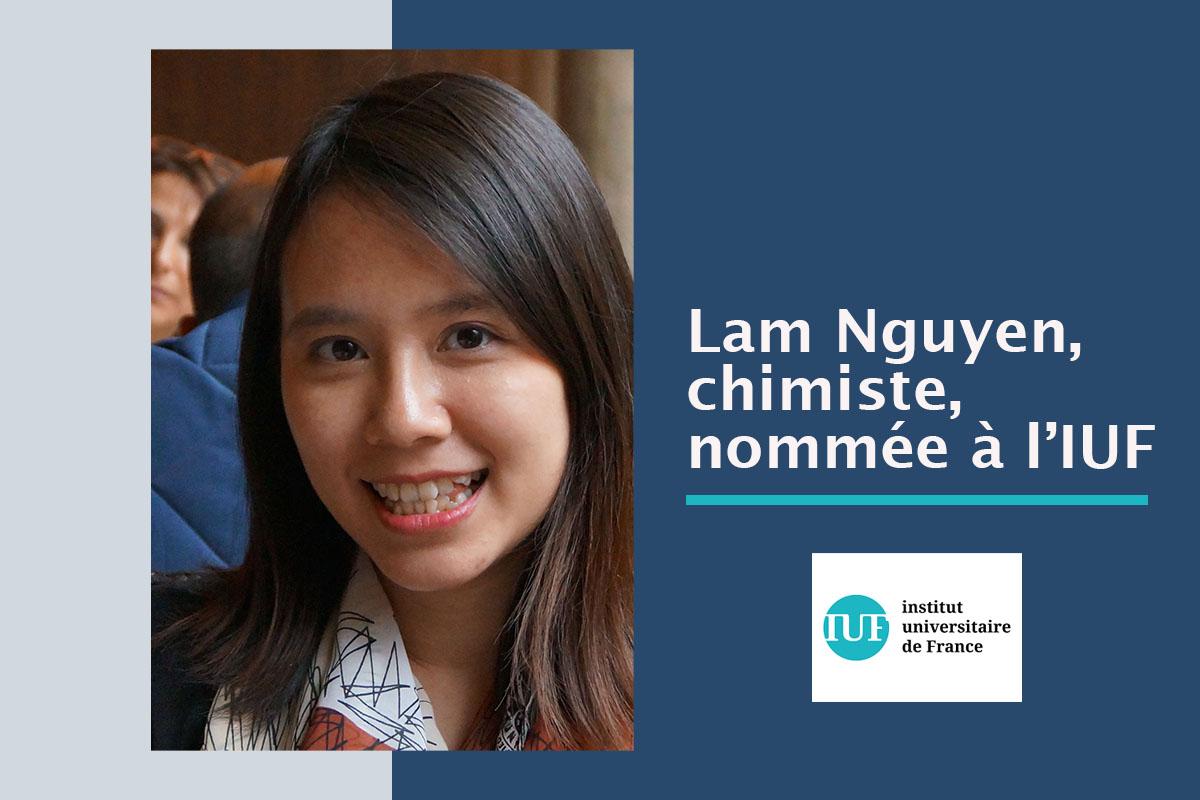 Lam Nguyen IUF